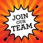 Join Our Team in an explosive bubble