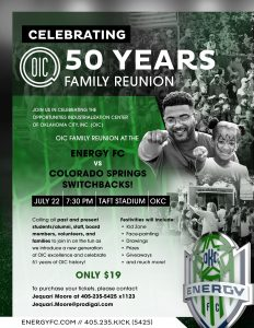 OIC reunion event