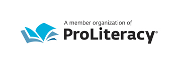 white background of ProLiteracy logo