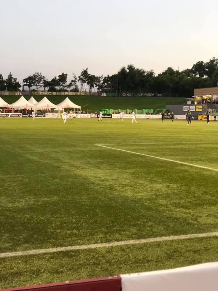 The Energy FC Field 2