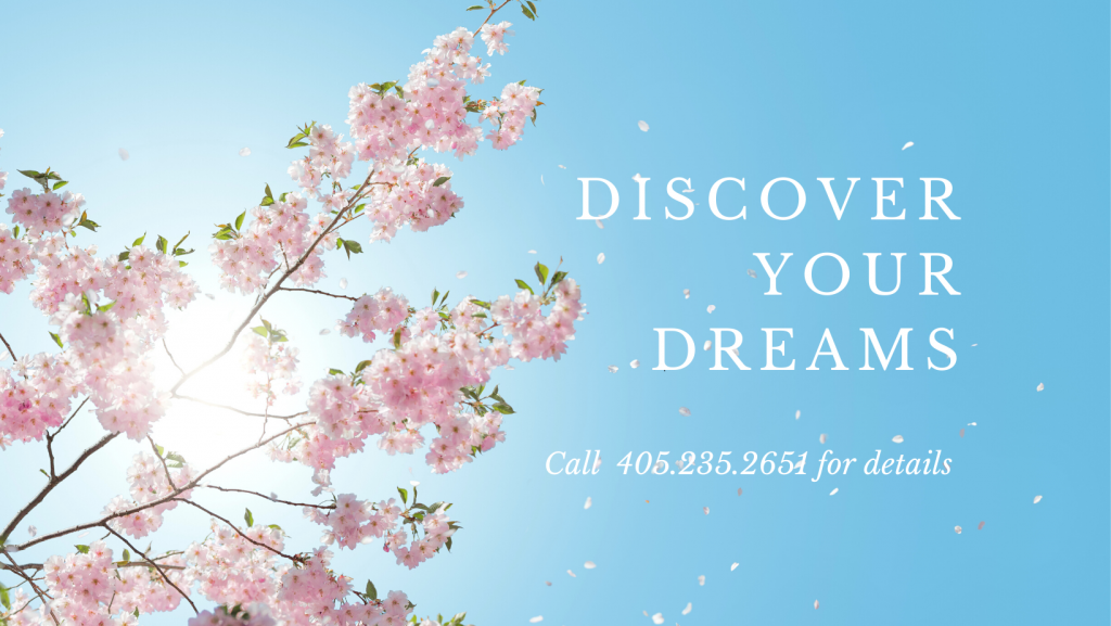 cherry blossoms in the sunshine Discover Your Dreams
